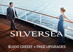 Last-Minute Savings – $1,000 Free Onboard Credit PLUS Free Upgrades!