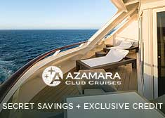 Exclusive World's Largest Cruise Sale – Up to $750 Free Onboard Credit PLUS Secret Savings OR Free Double Upgrades!