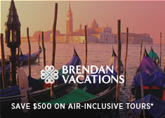 Save $500 on 2019 Air-Inclusive Escorted Tours!
