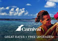 Free Room Upgrade Sale – Great Rates PLUS Free Double Upgrades!