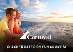 Great Rates on 2019-2021 Sailings!