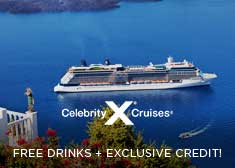 Exclusive World's Largest Cruise Sale – Free Gratuities, up to $400 Free Onboard Credit, Free Beverage Package PLUS More!