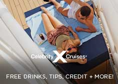 Exclusive World's Largest Cruise Sale – Free Gratuities, Free Onboard Credit, Free Beverage Package PLUS More!