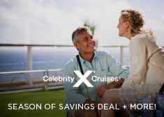 Exclusive Black Friday Week Sale – Free Onboard Credit, Free Gratuities, Free Beverage Package PLUS More!