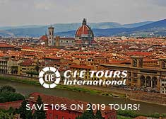 Exclusive Wave Sale – Save 10% on 2019 Europe Escorted Tours!