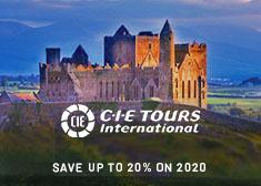 CIE Tours Deal