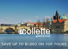 Save up to $1,000 on 2018-2020 Escorted Tours!