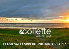 Flash Sale – $199 Roundtrip Airfare on 2019 Ireland Escorted Tours!