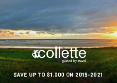Save up to $1,000 on 2019-2021 Escorted Tours!