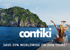 Best Sale Ever – Save 20% Worldwide on 2019 Escorted Tours PLUS More!