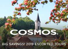 Save $100 on 2019 Escorted Tours!