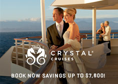 Crystal Cruises Deal