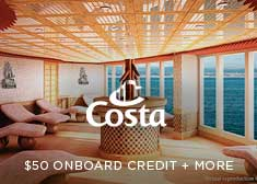 Exclusive World's Largest Cruise Sale – $50 Free Onboard Credit PLUS Save $150 on 2018-2019 Caribbean Sailings!