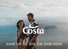 Winter Wave Sale – Save up to 20% on 2019-2020 Sailings!