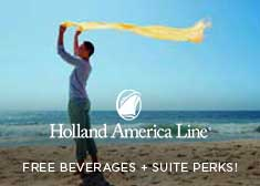 Explore 4 – Free Beverage Package, Free Specialty Dinner, Reduced Fares for Extra Guests, Reduced Deposits PLUS Suite Perks!