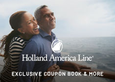 Exclusive Memorial Day Sale – Free Coupon Book, Free Beverage Package, Free Onboard Credit PLUS More!