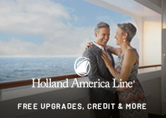 Holland America Line Deal