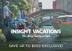 Exclusive World's Largest Vacation Sale – Savings valued up to $3,614!