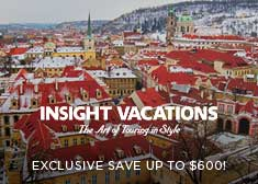 Avoya Advantage Exclusive – Save up to $600 on 2019 Escorted Tours!