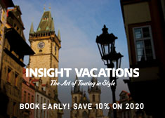Savings valued up to $2,510 on 2020 Escorted Tours!