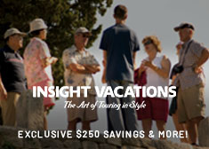 Insight Vacations Deal