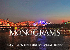 Wanderlist – Save 20% on 2019 Europe Independent Vacations!