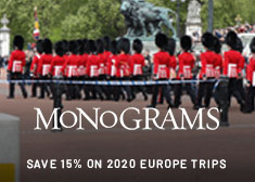 Wanderlist – Save 15% on 2020 Europe Independent Vacations!