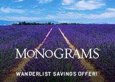 Monograms Deal