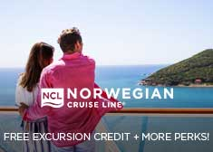 Avoya Advantage Exclusive – Unlimited Open Bar, Free Shore Excursion Credit PLUS up to $650 Free Onboard Credit AND More!