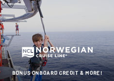 Exclusive Memorial Day Sale – Up to Free Airfare, Free Beverage Package, Free Shore Excursion Credit PLUS Free Onboard Credit AND More!