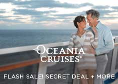 Prices Increase Soon! Avoya Advantage Exclusive – 2-for-1 Cruise Fares PLUS Secret Savings, Free Beverage Package, Free Gratuities, and Free Unlimited Internet!