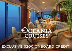 Exclusive Black Friday Sale – Free Onboard Credit, Free Gratuities, Free Shore Excursions PLUS More!