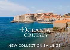 Now Open! Oceania Cruises' NEW Summer 2020 Collection!