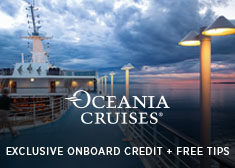 Avoya Advantage Exclusive – 2-for-1 Cruise Fares PLUS Free Gratuities, Free Onboard Credit PLUS More!