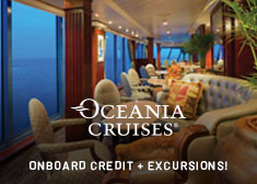 Oceania Cruises Deal