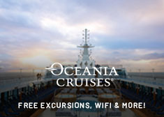 OLife Choice Exclusive – 2-for-1 Cruise Fares, Free Gratuities, Free Beverage Package, Unlimited Internet, Free 4-Night Resort Stay PLUS More!