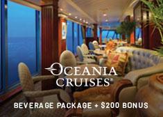 Oceania Cruises Deal