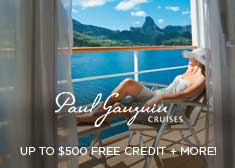 Live Large – Up to $500 Free Onboard Credit PLUS Reduced Deposits!