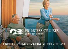 Sip and Sail – FREE Beverage Package PLUS More!