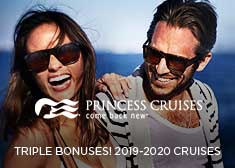 Avoya Advantage Exclusive – Up to $885 Free Onboard Credit, Free Gratuities PLUS Free Upgrades!