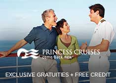 Avoya Advantage Exclusive – Free Gratuities, Free Onboard Credit,  Free Upgrades, Reduced Fares for Extra Guests!