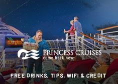 Princess Cruises Deal