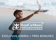 Exclusive Black Friday Sale – Free Specialty Dinner, Buy One Get One 60% Off Cruise Fares PLUS More!