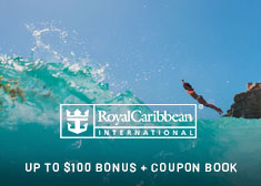 Exclusive Memorial Day Sale – Free Onboard Credit, Buy One Get One 50% Off Cruise Fares, Free Coupon Book PLUS More!