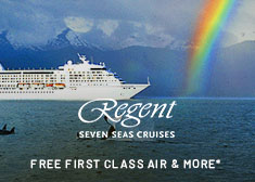 Exclusive World's Largest Cruise Sale – Free Roundtrip First Class Air, up to $500 Free Onboard Credit, Free 4-Night Resort Stay PLUS More!