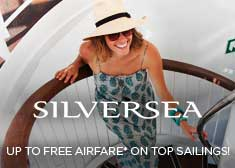 Up to Free Airfare on 2018-2019 Sailings!
