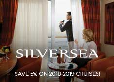 Holiday Sales Event – Save 5% on 2018-2019 Sailings!