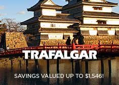 Exclusive World's Largest Vacation Sale – Savings valued up to $1,546!