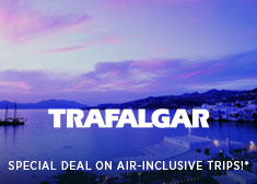 Save $300 on 2019-2020 Air-Inclusive Guided Vacations!