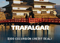 Exclusive World's Largest Vacation Sale – Savings and FREE Perks valued up to $2,809 on 2019-2020 Guided Vacations!